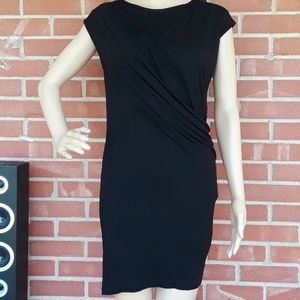 AllSaints Sabie black dress, sz 2